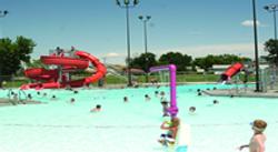 Summer Fun at Sutton Aquatic Park