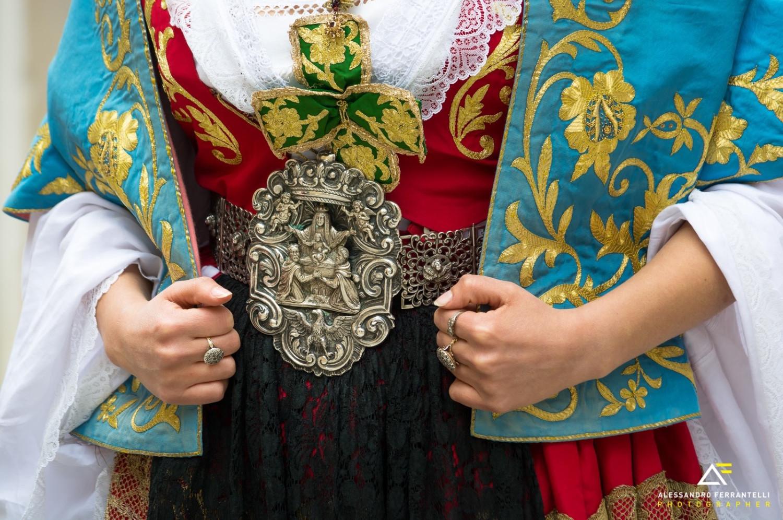 Costume Tradizionale Femminile