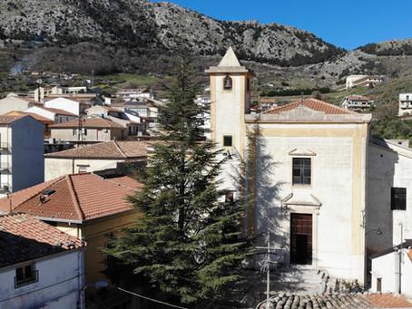 Scopri Piana degli Albanesi: la chiesa di M. SS. Annunziata