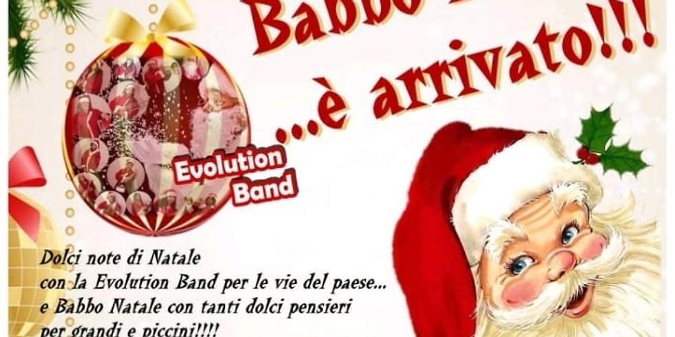 Babbo Natale.....è arrivato!!!