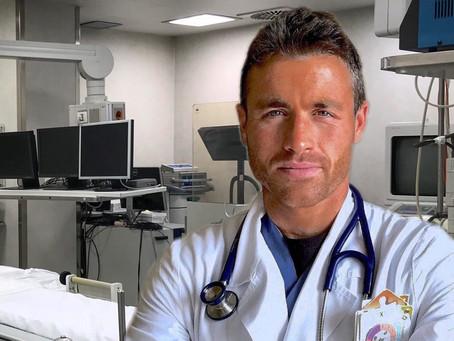 Il dottore Dendramis fa scuola con le nuove linee guida sul Covid-19