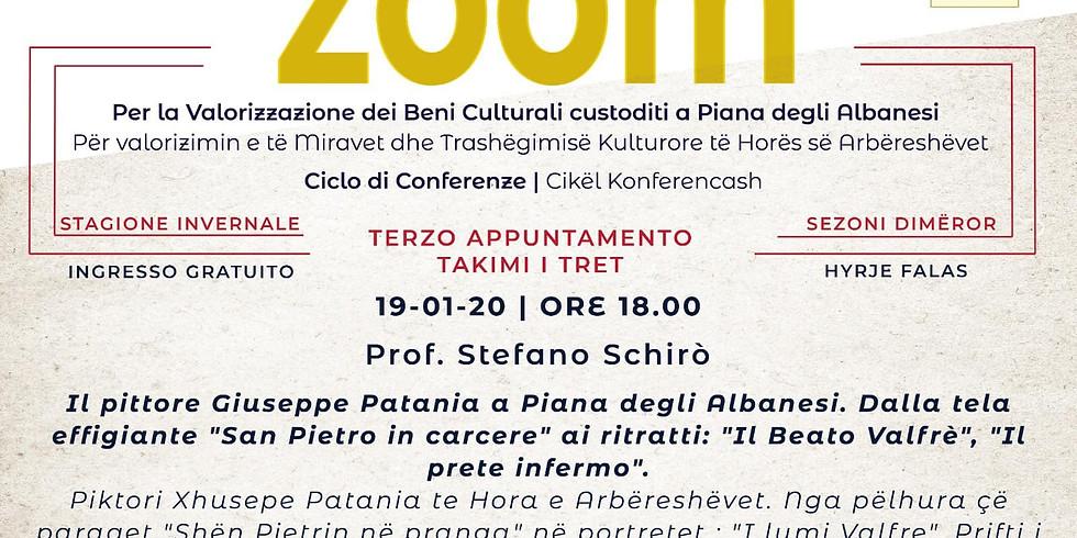 Zoom per la valorizzazione dei Beni Culturali custoditi a Piana degli Albanesi