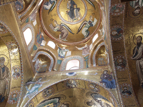 le chiese e l'eparchia