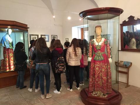 i musei e le esposizioni