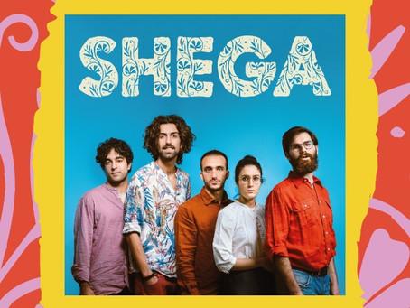 SHEGA: il nuovo frutto della musica arbëreshe