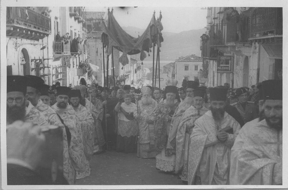 Chirotonia Mons. Giuseppe Perniciaro