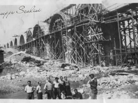 """Il """"Viadotto Tozia"""" intitolato al suo ideatore On. le Rosolino Petrotta"""