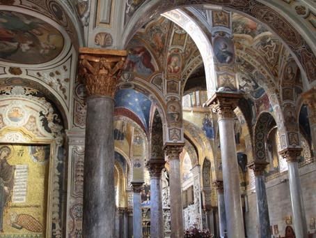 Scopri Piana degli Albanesi. La chiesa di Santa Maria dell'Ammiraglio. Sito UNESCO