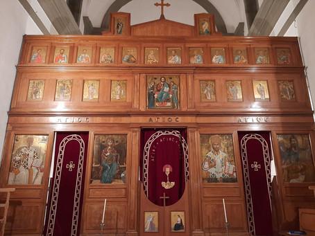 Un superbo scrigno d'arte: la chiesa di San Nicola di Piana degli Albanesi