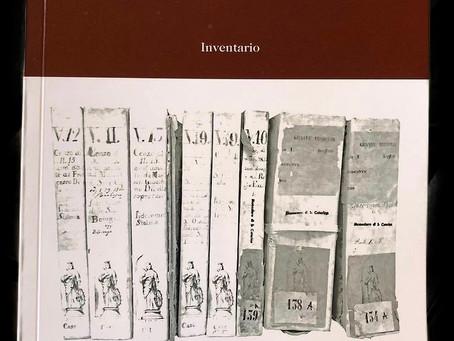 Sara Manali riordina l'archivio del Monastero di Santa Caterina d'Alessandria