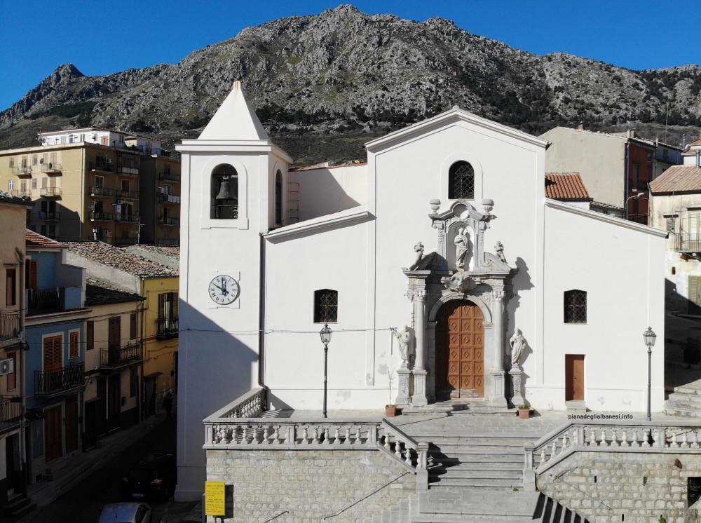 Chiesa San Vito Piana degli Albanesi
