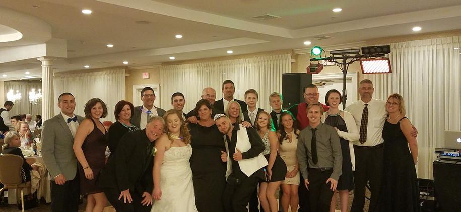 Spencer wedding 2017