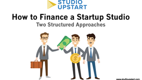 How Fundraising Works for Startup Studios
