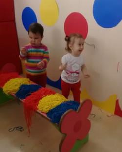 Sensory play time 👍 Eğlence,duyusal algı, eğlence ,dokunsal uyaran , eğlence,sosyal gelişim ,eğlenc