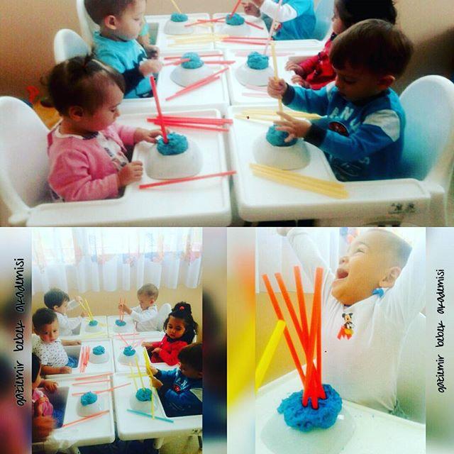 #odaklanma #hassasoyun  #etkinlik  #etkinlikonerisi #bebek #sensoryplay  #bebekakademi #babyactivity