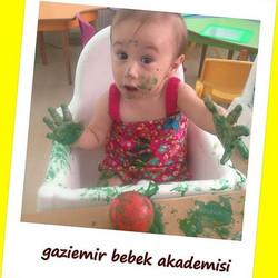#bebekakademi  #duyusalalgi #11ay #kirlenmekgüzeldir  #ozgurcocuk  #duyularaktif #etkinlikonerisi