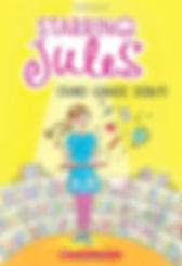 Starring Jules (Third Grade Debut) by Beth Ain
