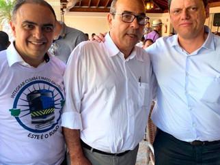 Expansão da Ferronorte de Cuiabá a Sorriso custará R$ 7 bilhões e lideranças cobram ministro