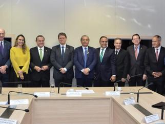 Wellington defende projeto que destrava implantação de ferrovias em Mato Grosso