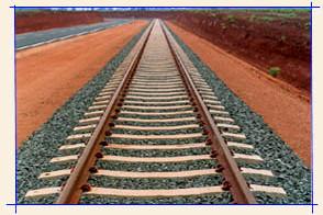 E a nossa ferrovia?
