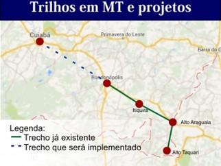 Estudo sobre viabilidade técnica de ferrovia até Santarém é apresentado