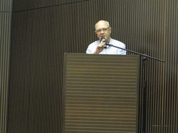 Roberto Lebrinha - Pai do Apito
