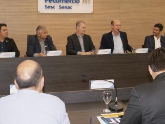Fecomércio-MT sedia workshop sobre ferrovia que avançará por Mato Grosso