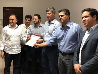Ministro anuncia novos rumos para Ferrovia até Cuiabá