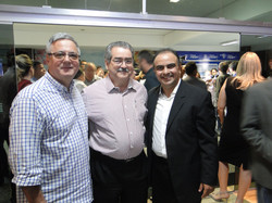 Jorge Pires, Edeon Vaz e Vuolo