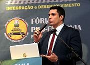 Ferrovia em Cuiabá Fórum 10_09_2018 CDL