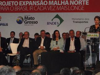 Complexo Intermodal exige novo modelo logístico de Mato Grosso