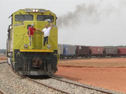 Terminal Ferroviário em Rondonópolis