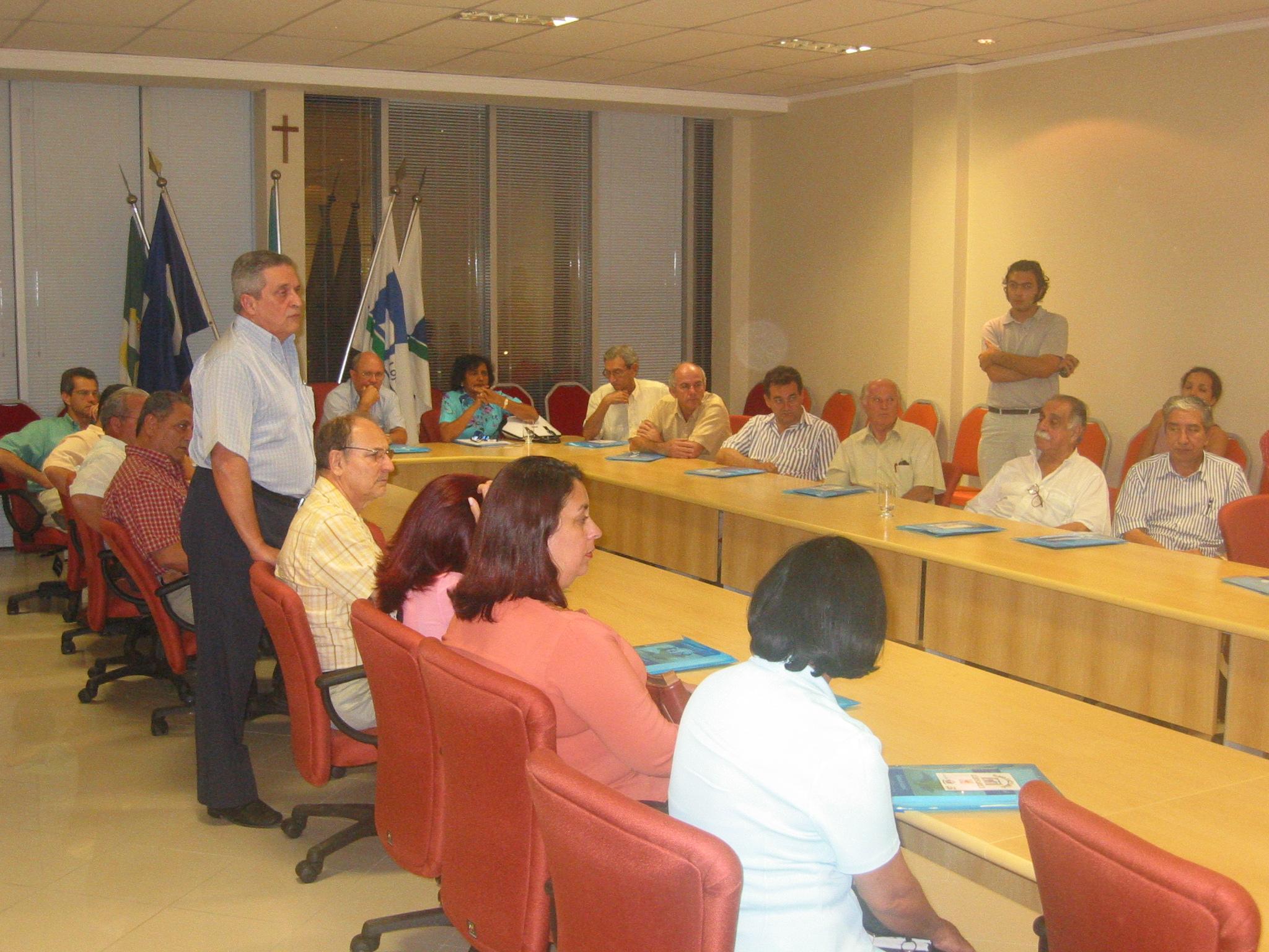 Adesão CDL ao Fórum Pró-Ferrovia