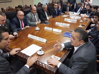 Taques afirma a ministro que só defenderá Ferronorte se ela passar por Cuiabá