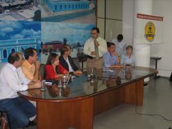 Fórum na Prefeitura de Cuiabá