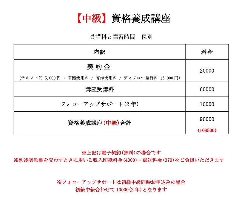 【通信講座】中級養成講座・料金.PNG