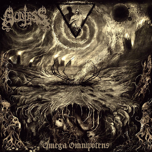 Godless  - Omega Omnipotens CD