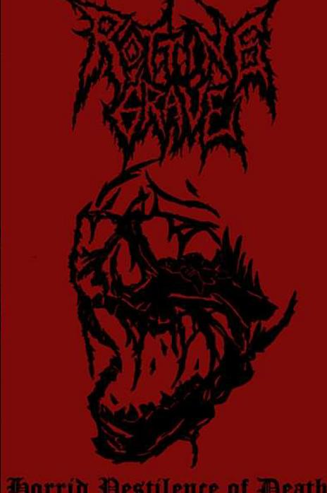 Rotting Grave - Horrid Pestilence of Death CS
