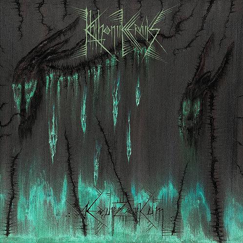 Khthoniik Cerviiks - Æequiizoiikum CD