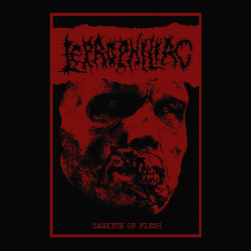 Leprophiliac - Caskets of Flesh CD