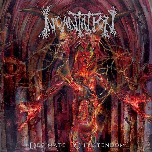 Incantation - Decimate Christendom CD
