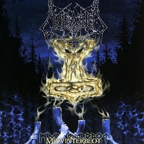 Unleashed - Midvinterblot LP (Aqua Blue Vinyl)