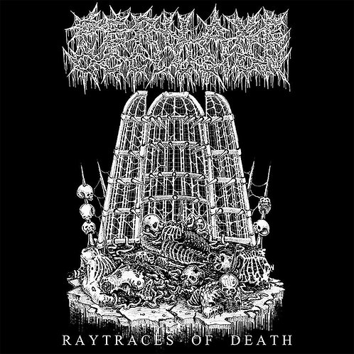 Perilaxe Occlusion - Raytraces of Death Digipak CDEP
