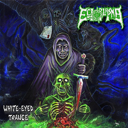 Ectoplasma- White-Eyed Trance CD