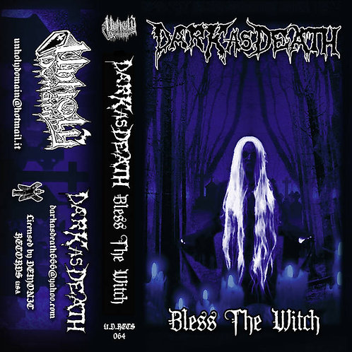 Dark As Death - Bless the Witch CS