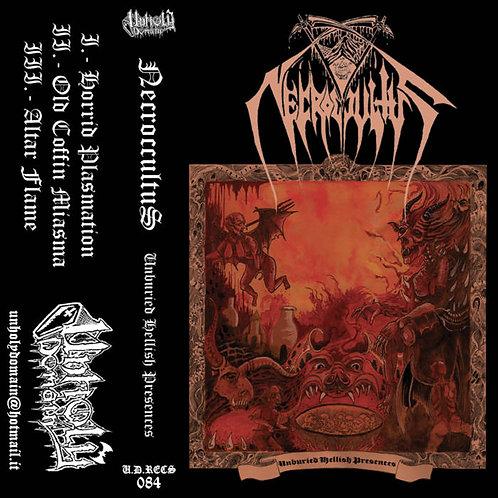 Necroccultus - Unburied Hellish Presences CS