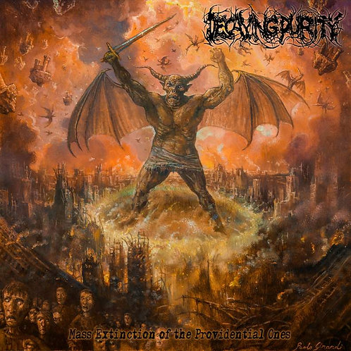 Decaying Purity - Mass Extinction of the Providential Ones CD