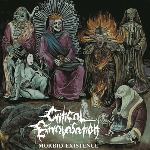 Critical Extravasation - Morbid Existence CS