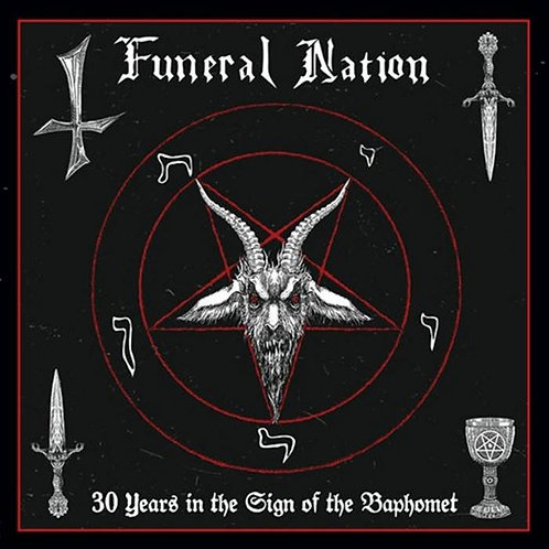 Funeral Nation - 30 Years in the Sign of Baphomet 2LP (Gatefold)