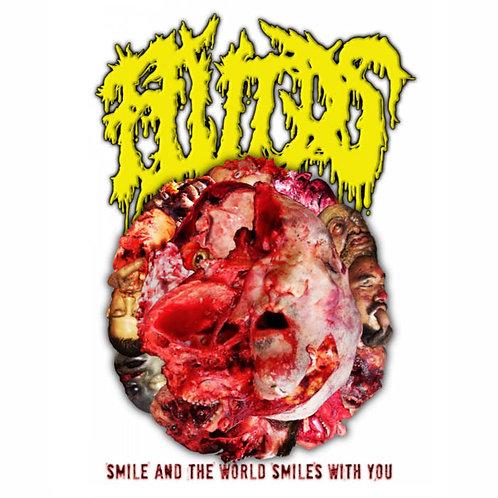 Oxidised Razor/Fluids - Deceased/Smile And the World Smiles With You Split CS